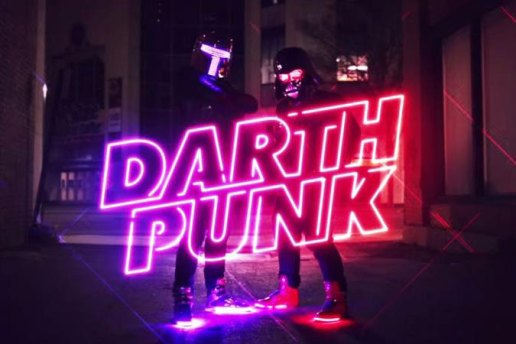 "Daft Punk Meets 'Star Wars' in ""Darth Punk: The Funk Awakens"""