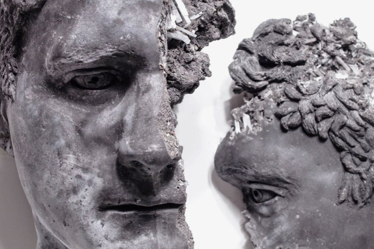 "Daniel Arsham ""Fictional Archeology"" @ Galerie Perrotin Hong Kong"