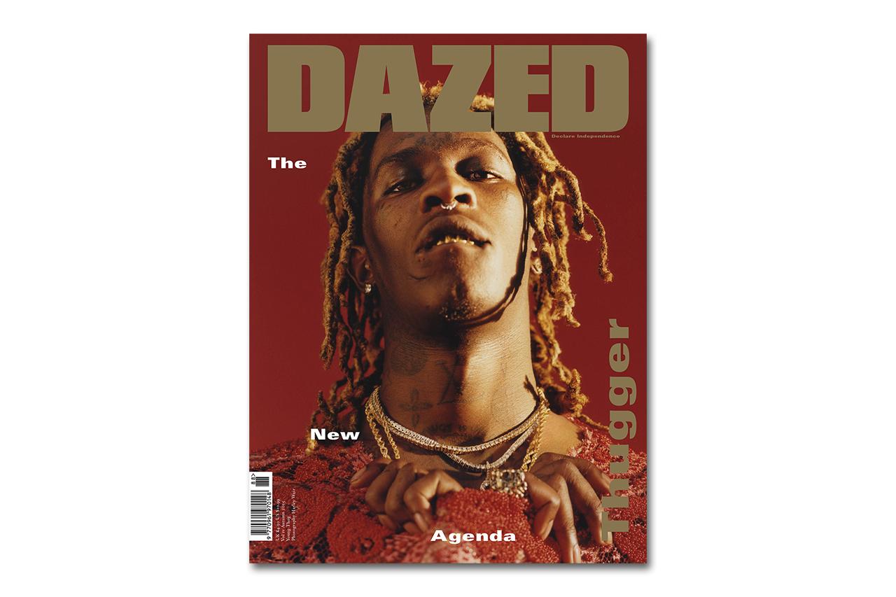 'DAZED' Magazine Reveals Its Complete Redesign