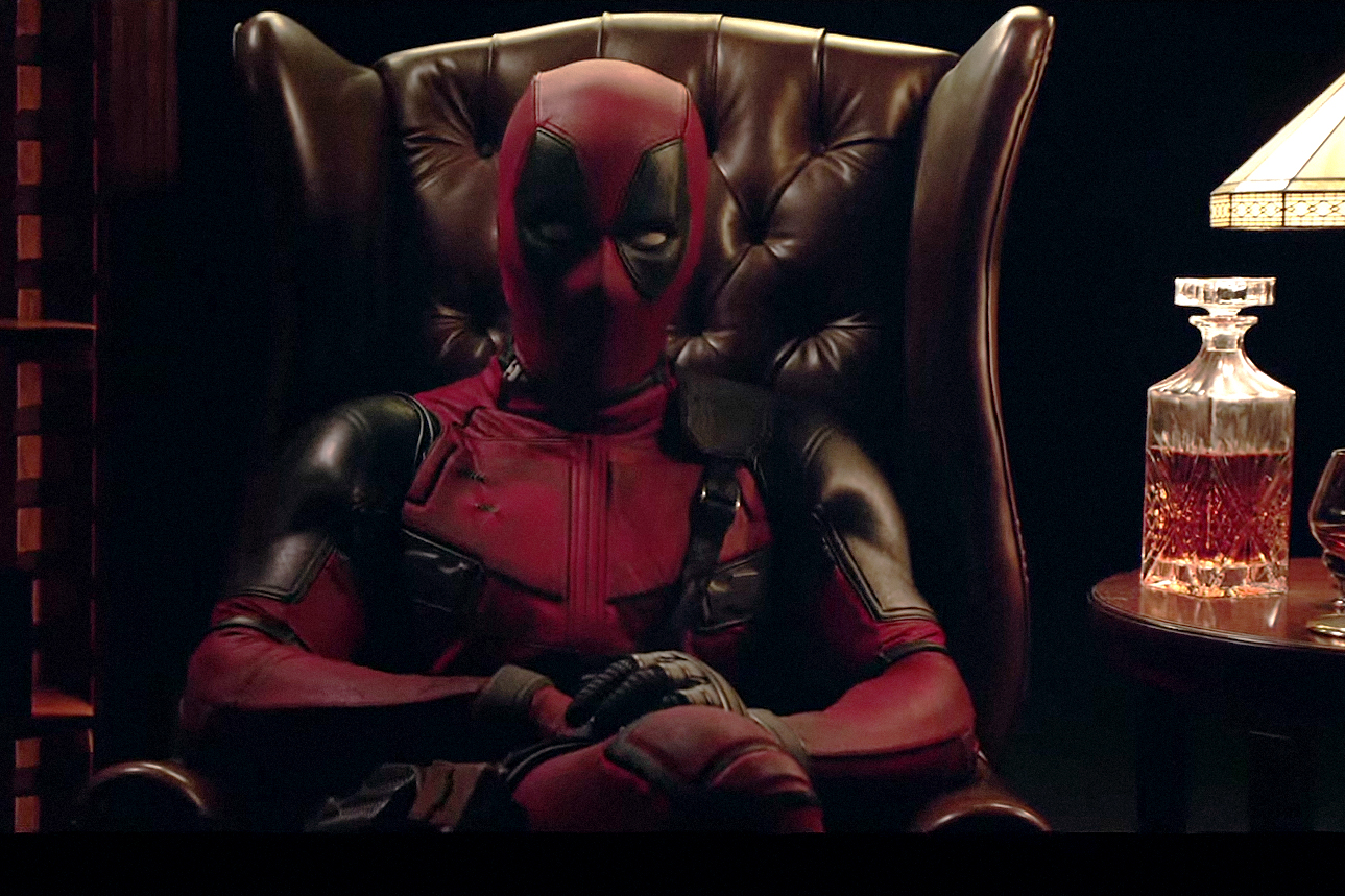 'Deadpool' Official Teaser Starring Ryan Reynolds