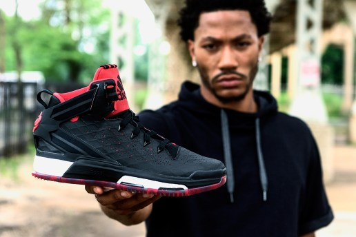 Derrick Rose Unveils His Latest Signature Sneaker