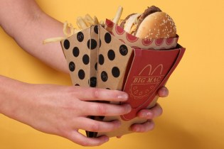 Designer Jessica Stoll Conceptualizes a More Portable Big Mac Packaging