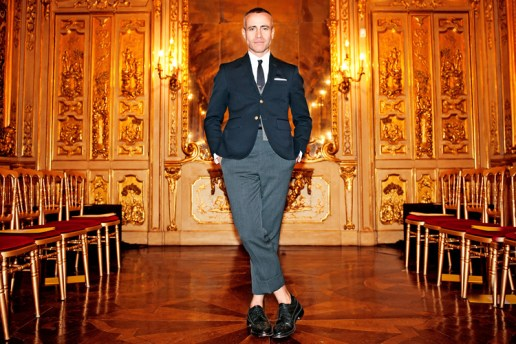 Designer Thom Browne Explains the Virtues of Imperfection