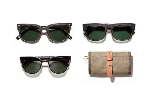 Deus Ex Machina x Raen Optics 2015 Summer Collection