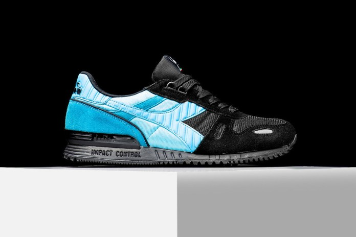 "Diadora Titan II ""Black Sea"""