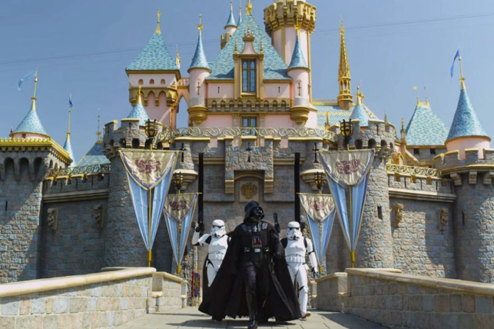 Disneyland to Build 'Star Wars' and Marvel Theme Parks