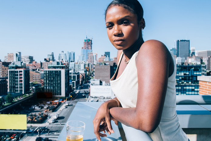 DJ Brittany Sky Opens up About Her Perfect Gig, the Girls Today, and Hennessy Black