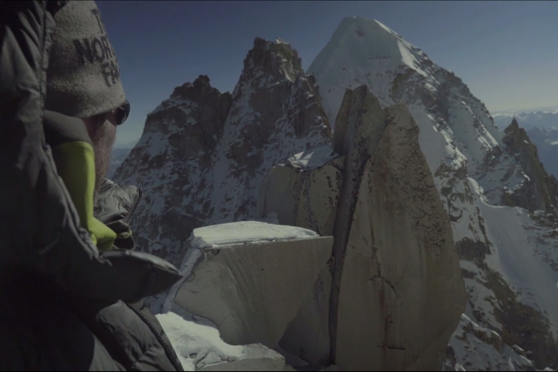 """Down To Nothing"" Short Film Captures Life at 19,000 Feet"