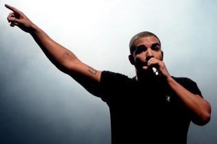 "Drake Unveils the ""OVO"" x Air Jordan 8 at OVO Fest 2015"