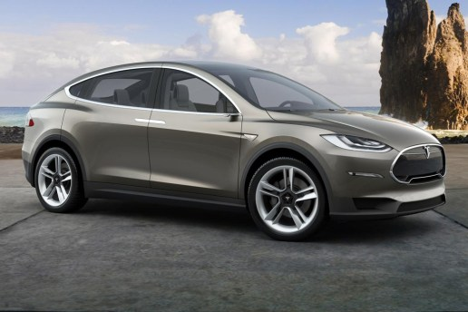 Elon Musk Confirms Tesla Model X Release This Year
