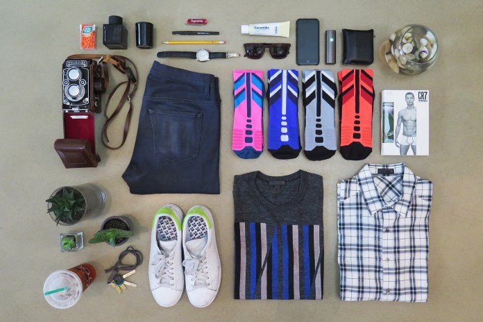 Essentials: Richard Chai