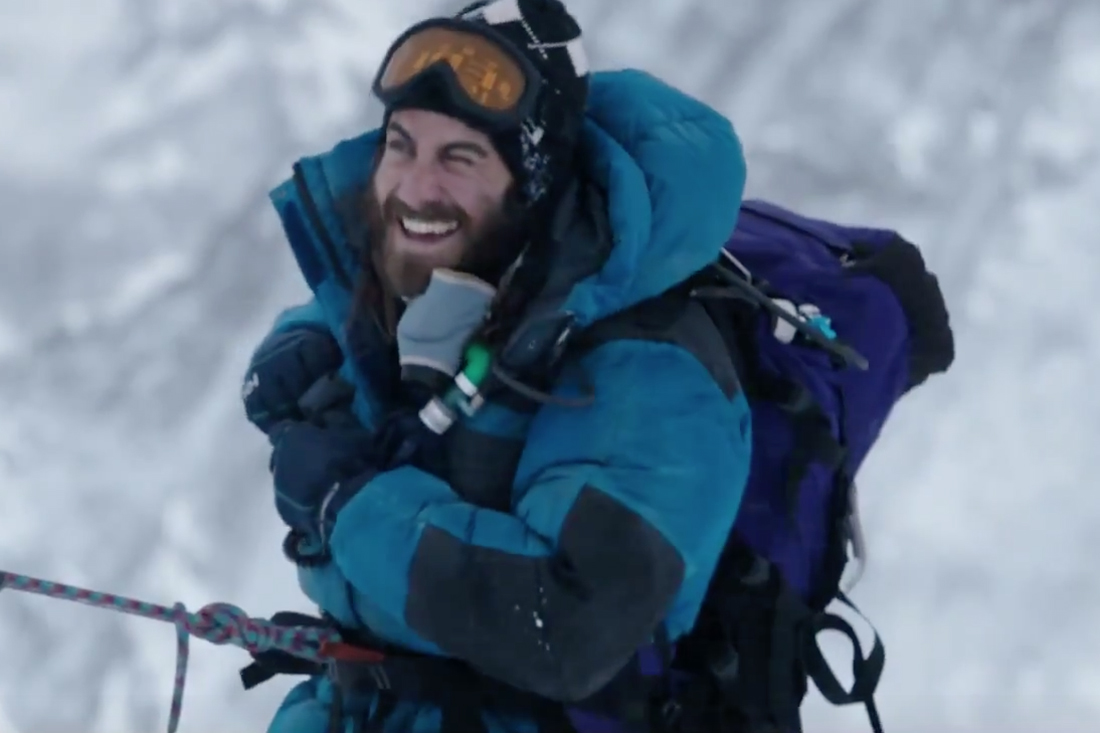 'Everest' Official International Trailer #2 Starring Jake Gyllenhaal, Keira Knightley & Josh Brolin