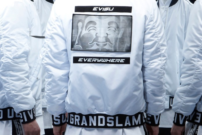 "EVISU 2015 Fall/Winter ""Grandslam"" Collection"