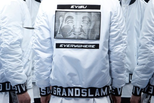 "EVISU 2015 Fall/Winter ""Grandslam"" Collection"