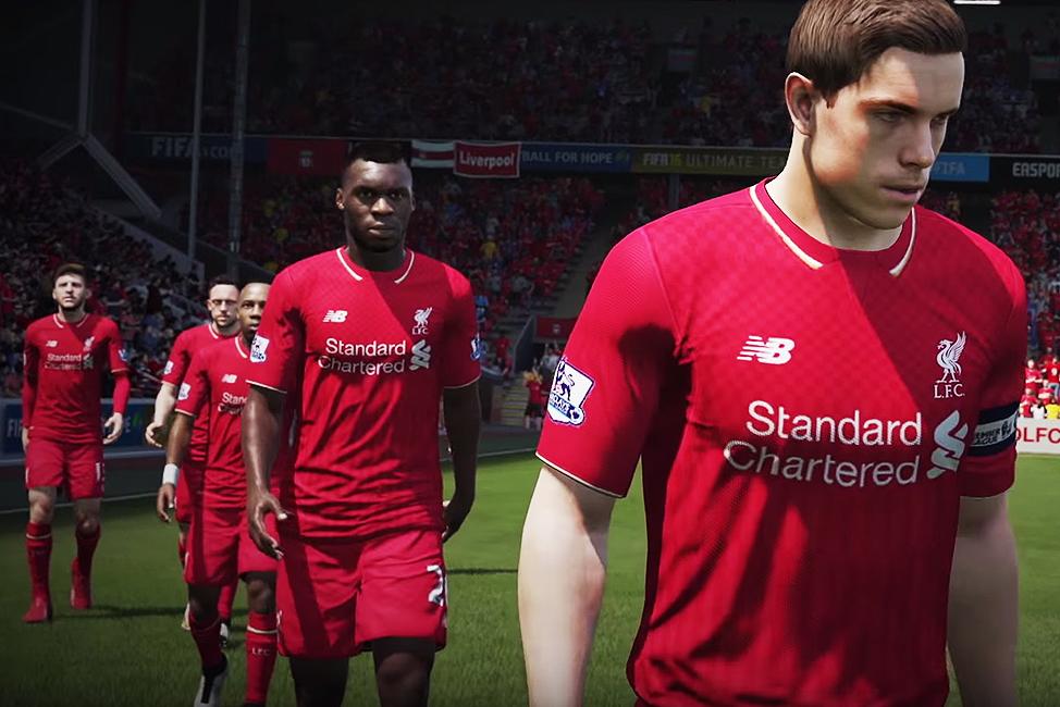 'FIFA 16' New Season Trailer