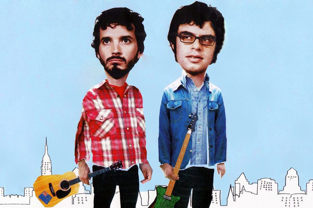 A 'Flight of the Conchords' Movie Is Being Written