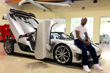 Floyd Mayweather Jr. Buys Rare Koenigsegg CCXR Trevita for $4.8 Million USD