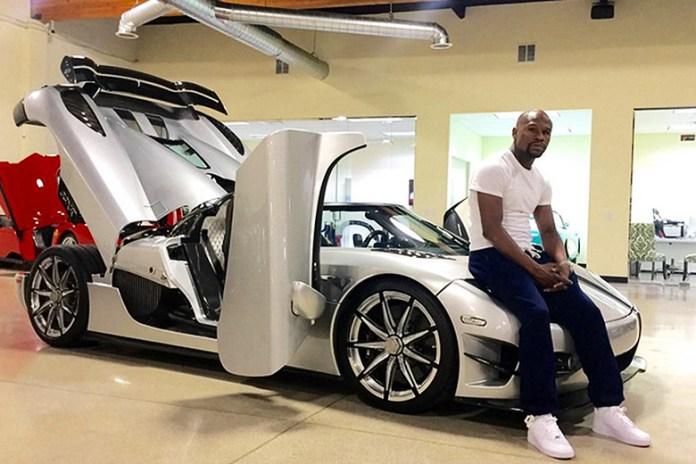 Floyd Mayweather Jr. Buys Rare Koenigsegg CCXR Trevita for $4.8 Million USD