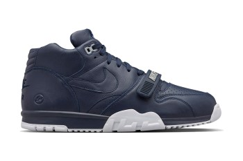 """A Closer Look at the fragment design x NikeLab Air Trainer 1 SP """"U.S. Open"""""""