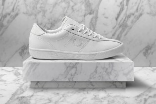 Fred Perry Introduces Its Exhibition Footwear Collection