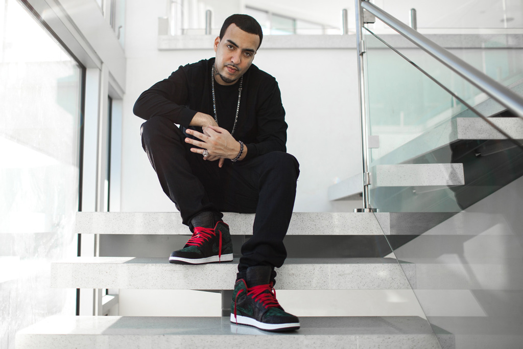 French Montana featuring A$AP Rocky & N.O.R.E. - Off The Rip (Remix)