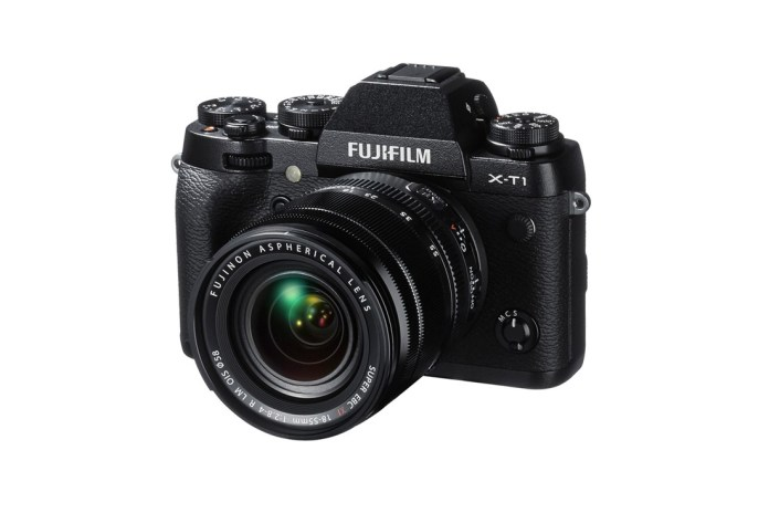 Fujifilm Announces X-T1 IR That Specializes in Infrared Photography