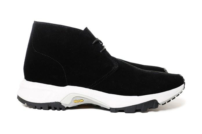GANRYU 2015 Fall/Winter Vibram Sole Footwear
