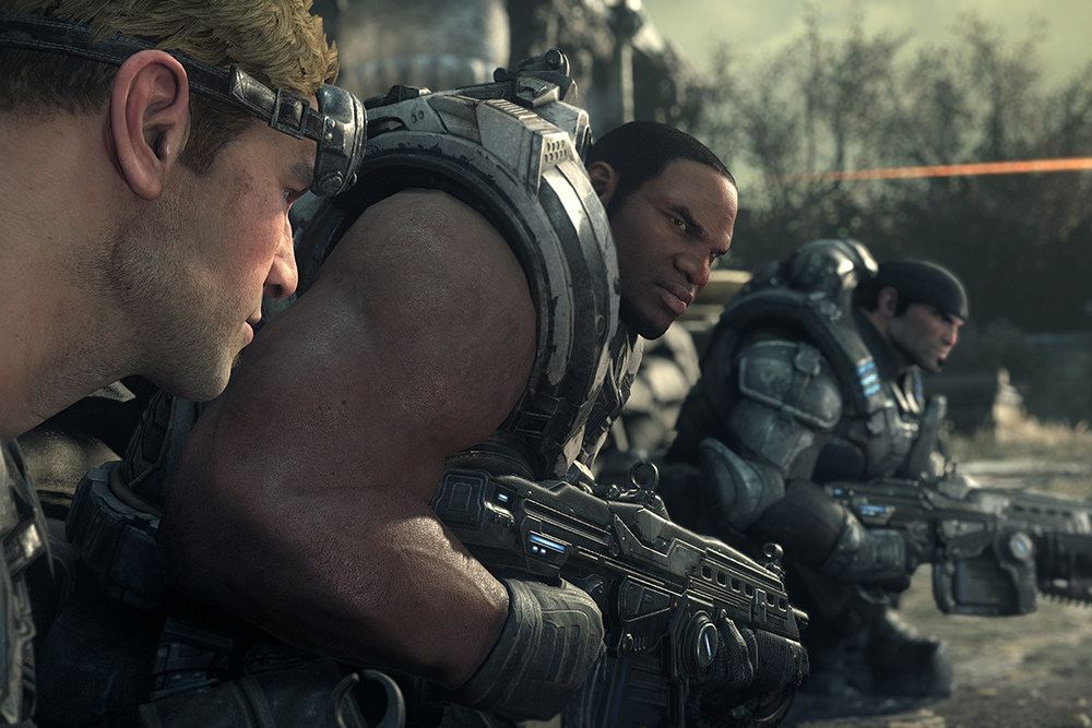 'Gears Of War: Ultimate Edition' Launch Trailer