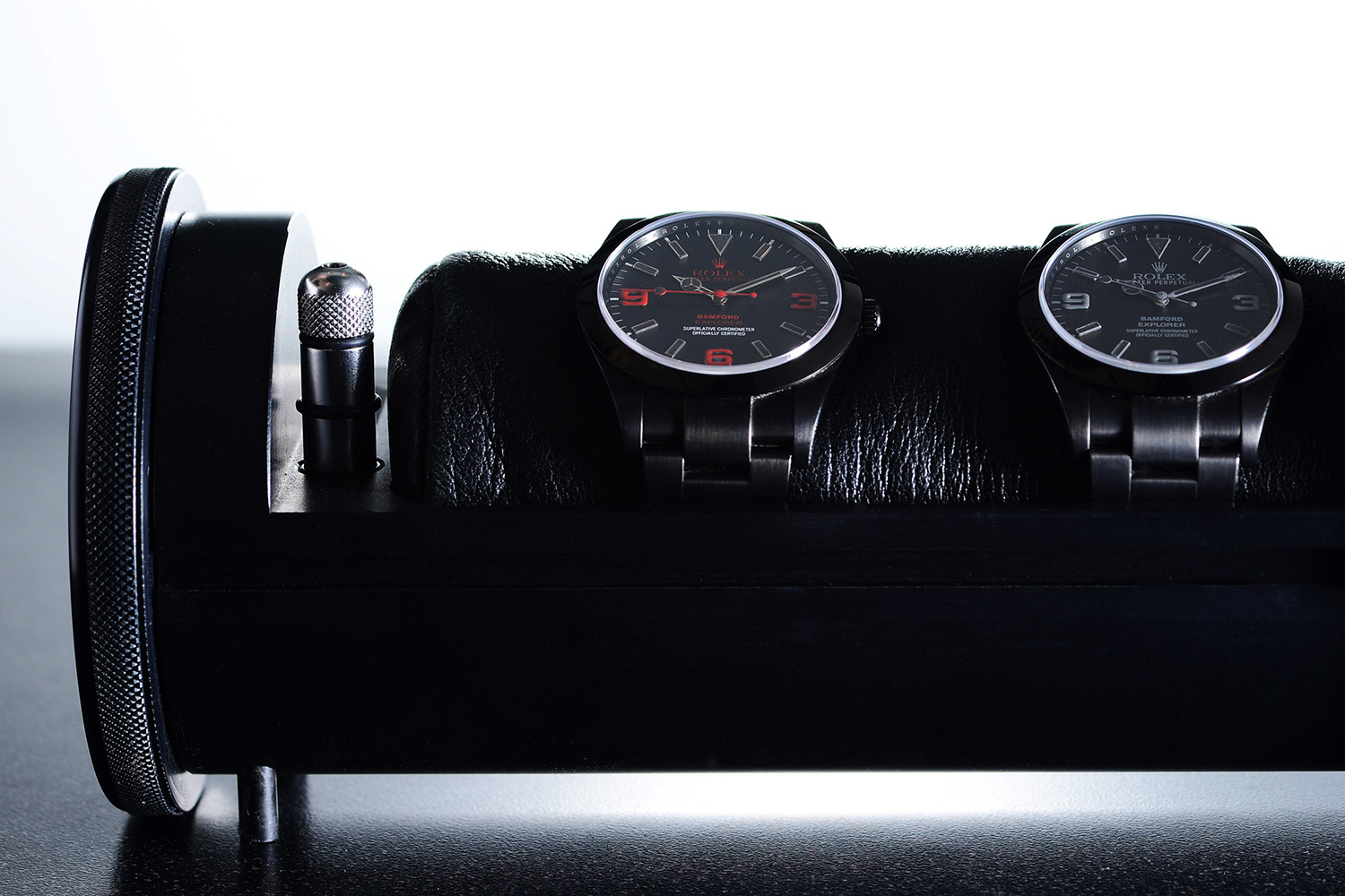 George Bamford Discusses Bespoke Timepieces and Brand Collaboration
