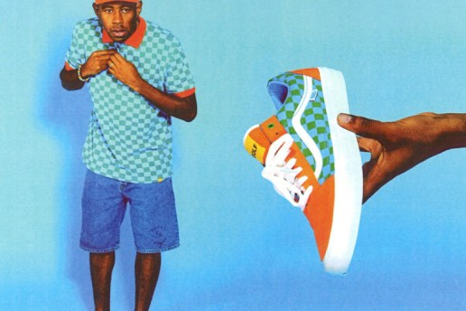 Golf Wang x Vans 2015 Old Skool Collection