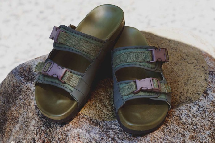 GREATS Launches 2015 Canarsee Sandal