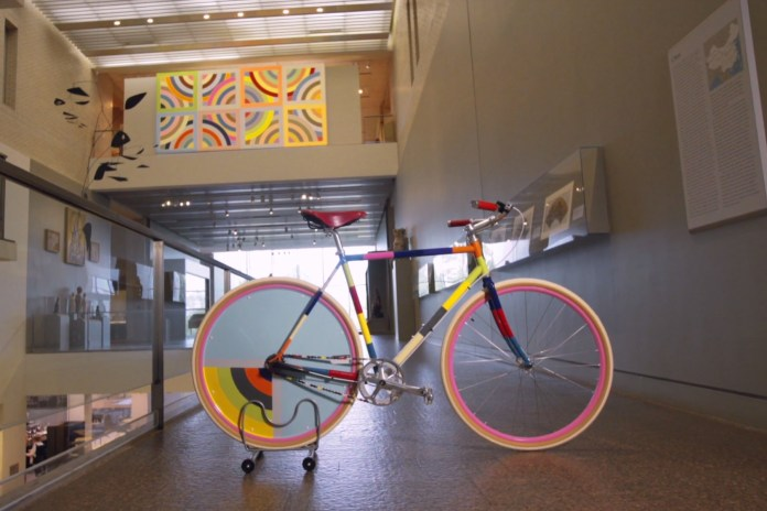 "Handsome Cycles Creates ""Art Bikes"" For Minneapolis Institute of Art"