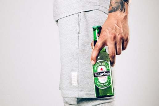 Heineken x KITH Collaboration Coming Soon