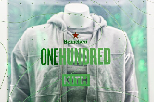 Heineken x KITH NYC #Heineken100 Launch Party Recap