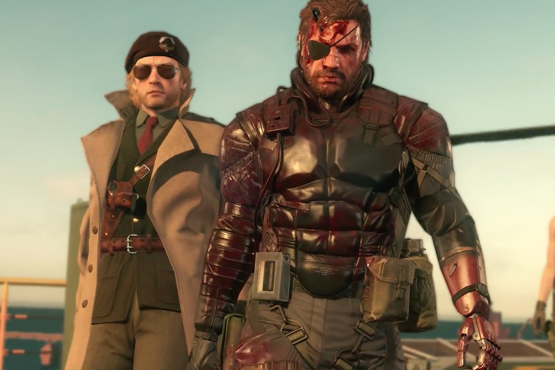 'Metal Gear Solid V: The Phantom Pain' Launch Trailer