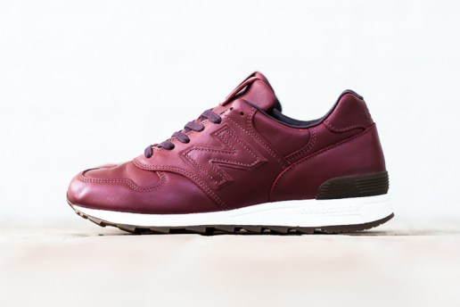 Horween x New Balance 2015 Fall/Winter Pack