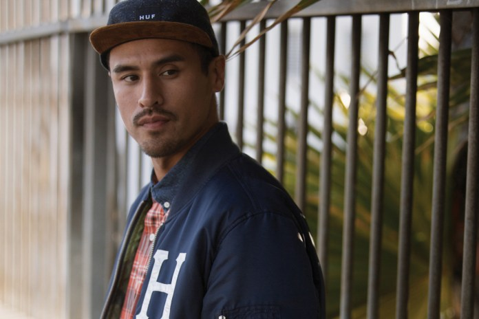 HUF 2015 Fall Delivery 2 Lookbook