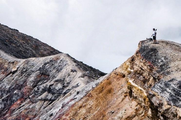 "HYPEBEAST Forums July Photo Contest: ""Portraits Against Landscape"""