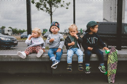 #hypebeastkids KID 2015 Summer Lookbook