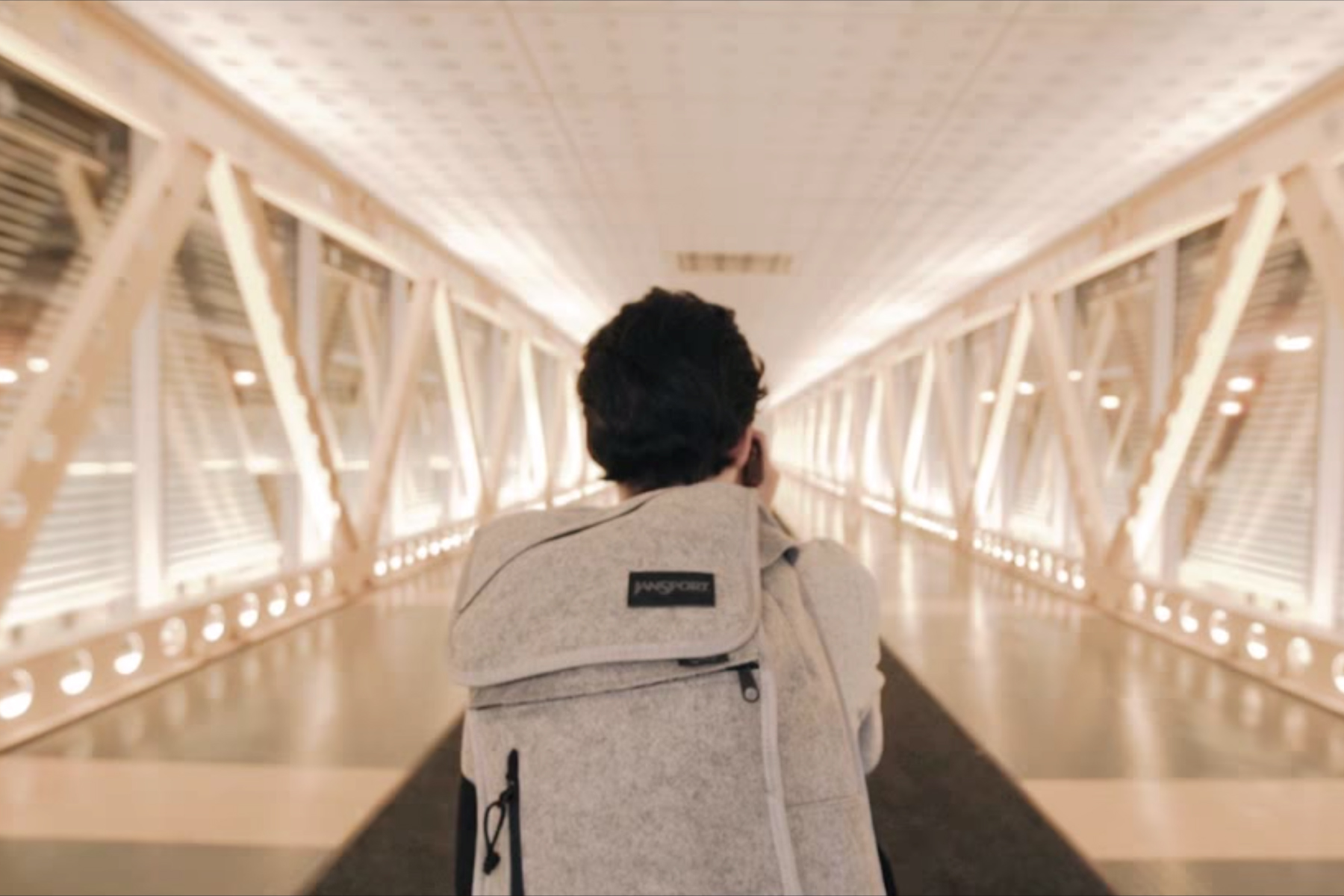 I Love Ugly x JanSport 2015 Fall Collection Video