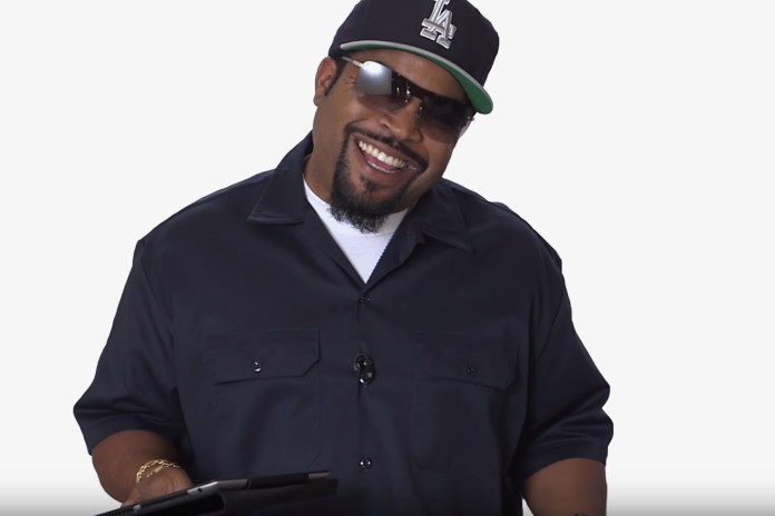 Ice Cube Sets the Record Straight on 'Straight Outta Compton'