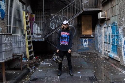 Streetsnaps: DJ CYBER69