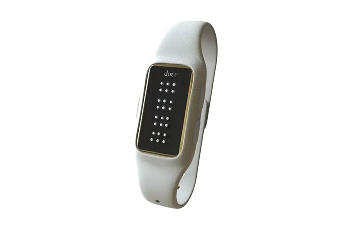 Introducing the Dot Braille Smartwatch for the Visually Impaired