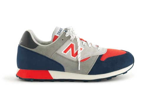 J.Crew and New Balance Release Two New Colorways of the Trailbuster