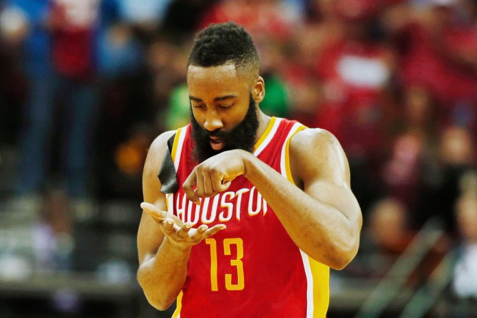 James Harden Officially Signs With adidas Basketball