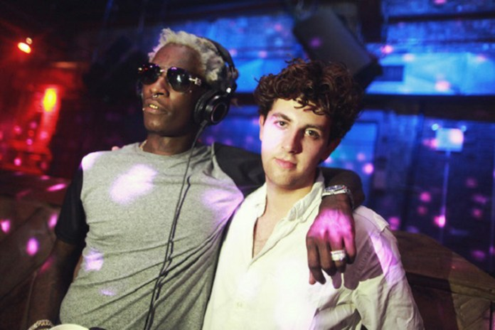Jamie xx Brings out Young Thug for Boiler Room Set