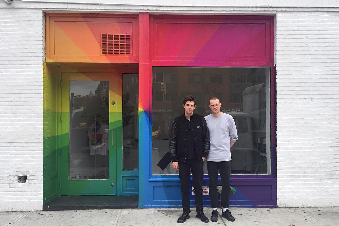 Jamie xx Opens Good Times Store in New York City