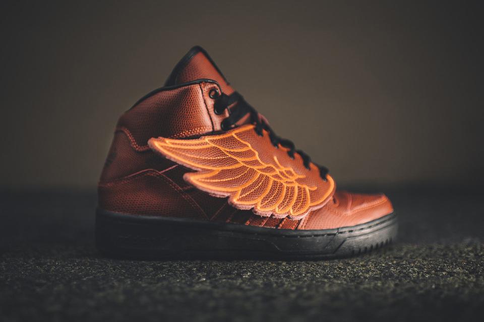 "Jeremy Scott x adidas Originals ""B-Ball"" Wings"
