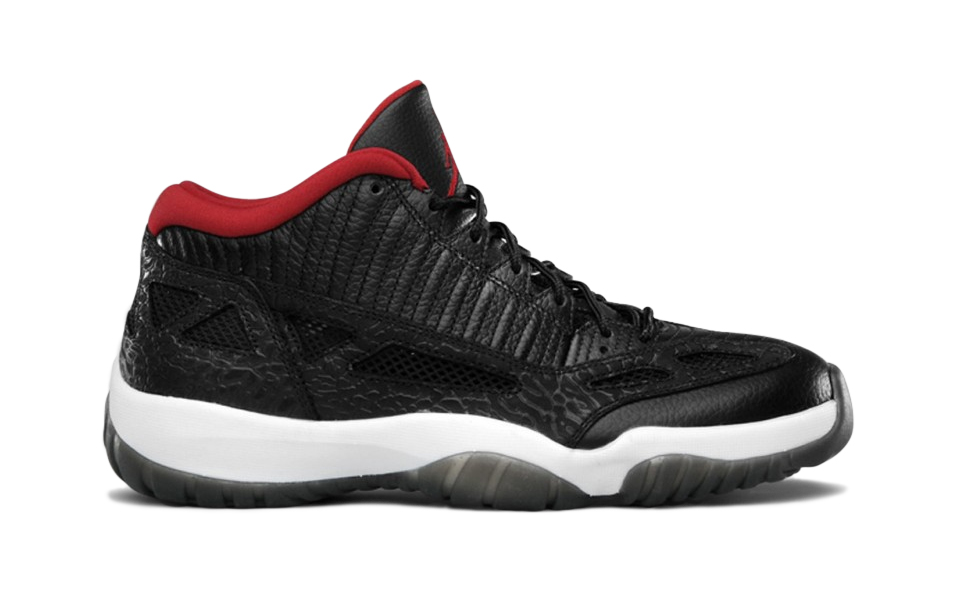 """The Air Jordan 11 IE Low """"Bred"""" Will Not Release Next Month"""