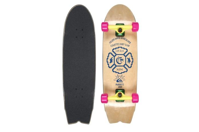 """colette x Julien David x Quiksilver 2015 """"colette Surf Club"""" Capsule Collection"""